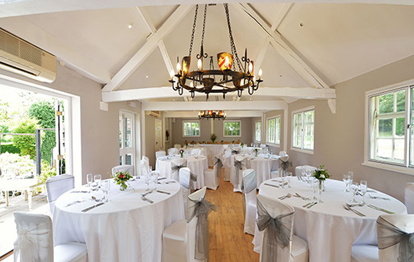 Groombridge place venue kent
