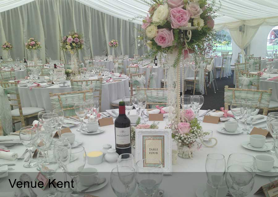 wedding venues kent