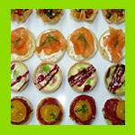 canapes catering kent