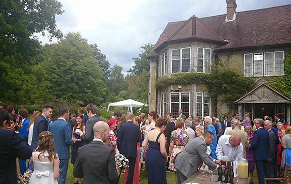 Hoath House venue