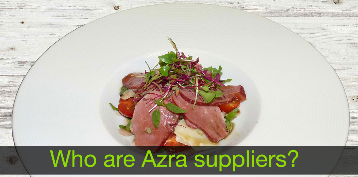 azra suppliers