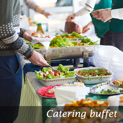 catering company kent for offices and corporate events